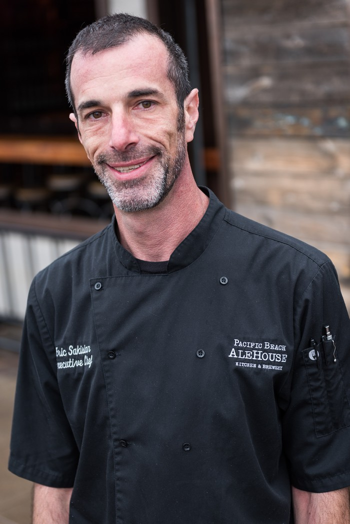 Eric Sakisin Union Encinitas Chef